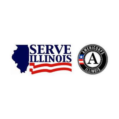 Serve Illinois logo